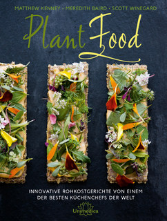Matthew Kenney / Meredith Baird / Scott Winegard: Plant Food - Sonderangebot
