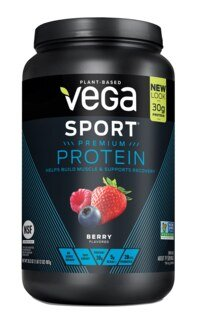 Vega Sport Performance Protein - Berry, Dose 801 g