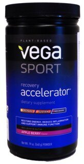 Vega Sport Recovery Accelerator - Apple Berry, Dose 540 g