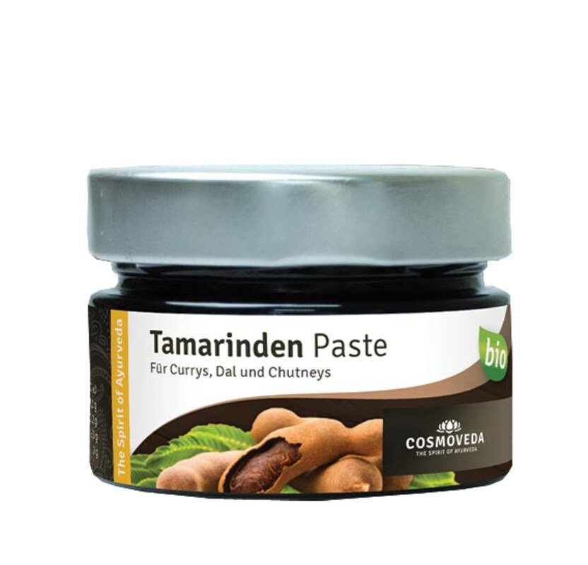 tamarinden paste bio 135 g aus kontrolliert biologischem anbau narayana verlag. Black Bedroom Furniture Sets. Home Design Ideas